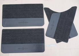 Оббивка дверей ВАЗ 2101 шкіра-ковролін (к-кт 4 шт) ДЕЛ