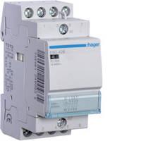 Контактор Hager 25A, 4НЗ, 230В, 2м