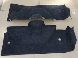 Оббивка багажника ВАЗ 2121-21214 ворс формована на пластиковій основі (к-кт 2 шт) ДЕЛ
