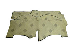 Линолиум ВАЗ 2108, 2109, 21099 (темно-коричневый)
