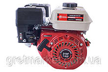 Двигатель бензиновый Edon PT-210F (7,0 Л.С)+ шкив 3р