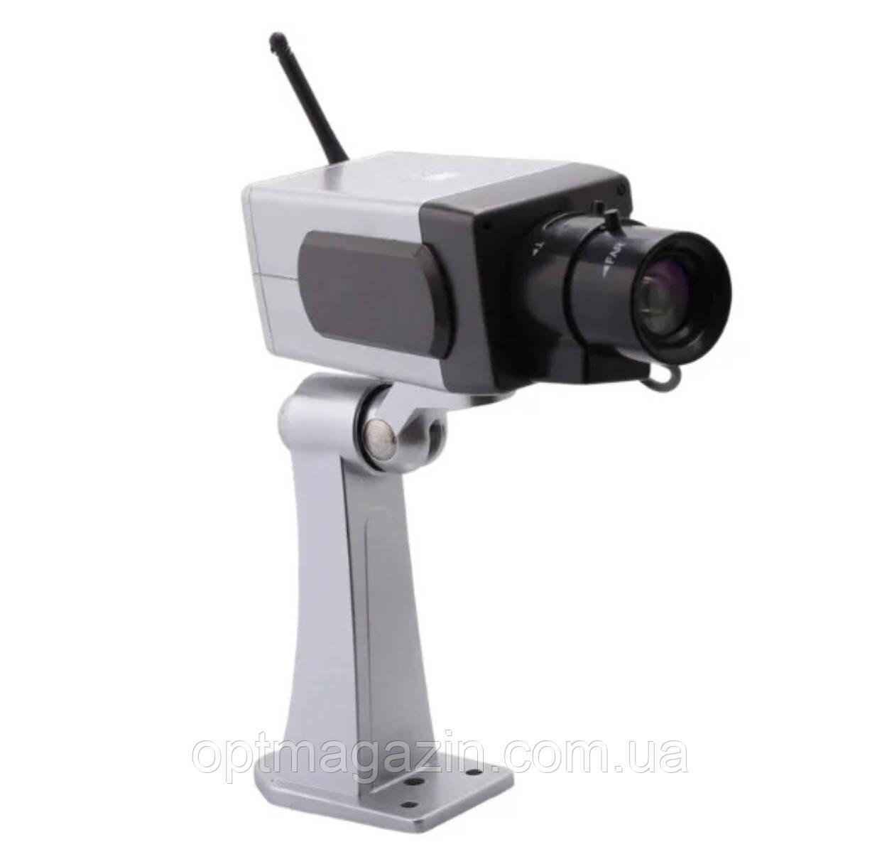 Муляж камери відеоспостереження WIRELESS з рухом