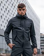 Чоловіча зимова куртка Softshell S-ХXL IN-1610635414