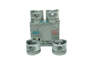 Поршень ВАЗ 2112 V16 (82,0) *A збільшені вибірки під клапана до-кт 4шт Автрамат