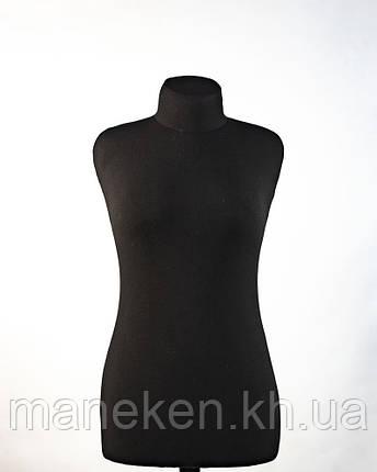 Любовь (44) в ткани (черный) для треноги, фото 2