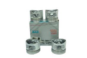 Поршень ВАЗ 2112 V16 (82,0) *B збільшені вибірки під клапана до-кт 4шт Автрамат