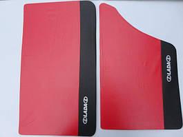Оббивка дверей ВАЗ 2101-07 (к-кт 4 шт) червона