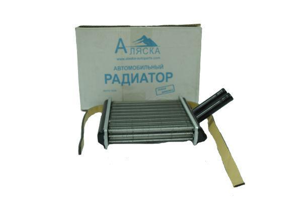 Радіатор отопітеля Daewoo Lanos (алюмінієвий) *Аляска