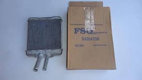 Радіатор отопітеля (алюмінієвий) Daewoo Lanos, Sens *FSO