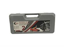 Домкрат гидравлический 2 т усиленный (подкатной) 6,5 кг в чемодане 135-320mm RW 320 *A&I