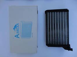 Радіатор обігрівача ВАЗ 2110 (алюмінієвий) (M-HT018) ст. обр Аляска