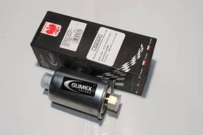 Фільтр паливний ВАЗ 2108-2110 (на гайках) GUMEX