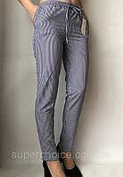 Женские легкие летние штаны