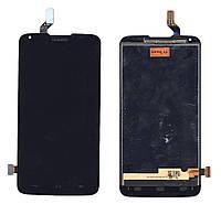 Матрица с тачскрином модуль для Huawei Ascend G710 черный