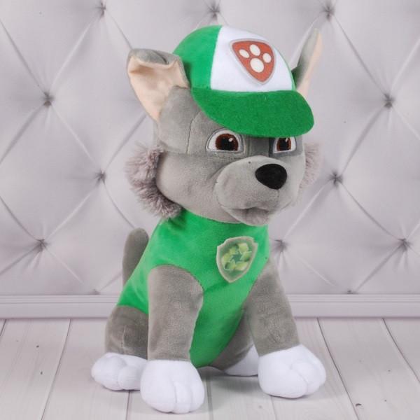 Мягкая игрушка собака щенок спасатель Рокки 00112-128