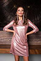 Нарядное платье  с мерцающим блеском, фото 1