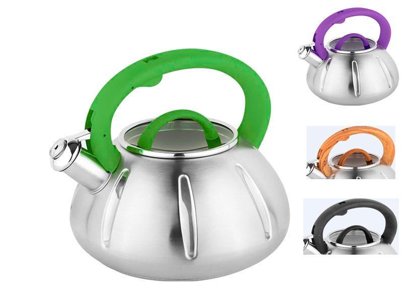 Чайник со свистком Bohmann 3л
