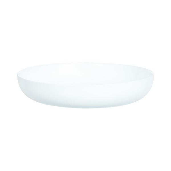 Блюдо с высоким бортиком Luminarc Friends Time White 26см 6282P