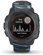 Смарт-годинник Garmin Instinct Solar – Surf Edition Pipeline, фото 2