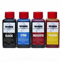 Набор чернил для принтера Epson L3160 Ink-mate 4 х 100 мл
