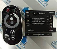 Диммер 18А 12V/24V МВС з радіо пультом управління для світодіодного Led освітлення #45, фото 1