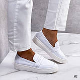 Стильные женские туфли лоферы, фото 4