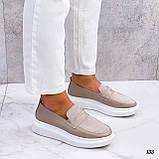 Стильные женские туфли лоферы, фото 2