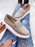 Стильные женские туфли лоферы, фото 3
