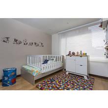Детская кроватка 2 в 1 ДМ 1290
