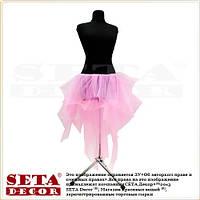 """Розовая юбка """"Пачка"""" размер 42-46, из фатина"""