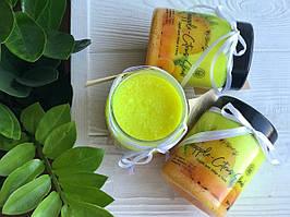 Скраб для тіла Top Beauty банку 250 мл Pineapple-Citrus