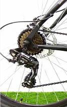 Подростковый Велосипед Azimut Navigator 24 G-FR/D (14), фото 2