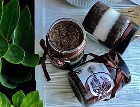 Скраб для тела Top Beauty банка 250 мл Coconut in Chocolate