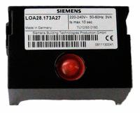 Автоматы горения Siemens LOA