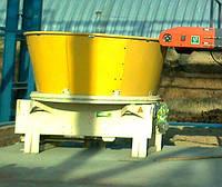Дробилка рулонной и тюкованной соломы