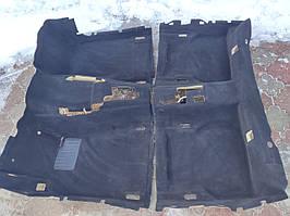 Кавролин напольное покрытие пол черный bmw e39 бмв е39 туринг