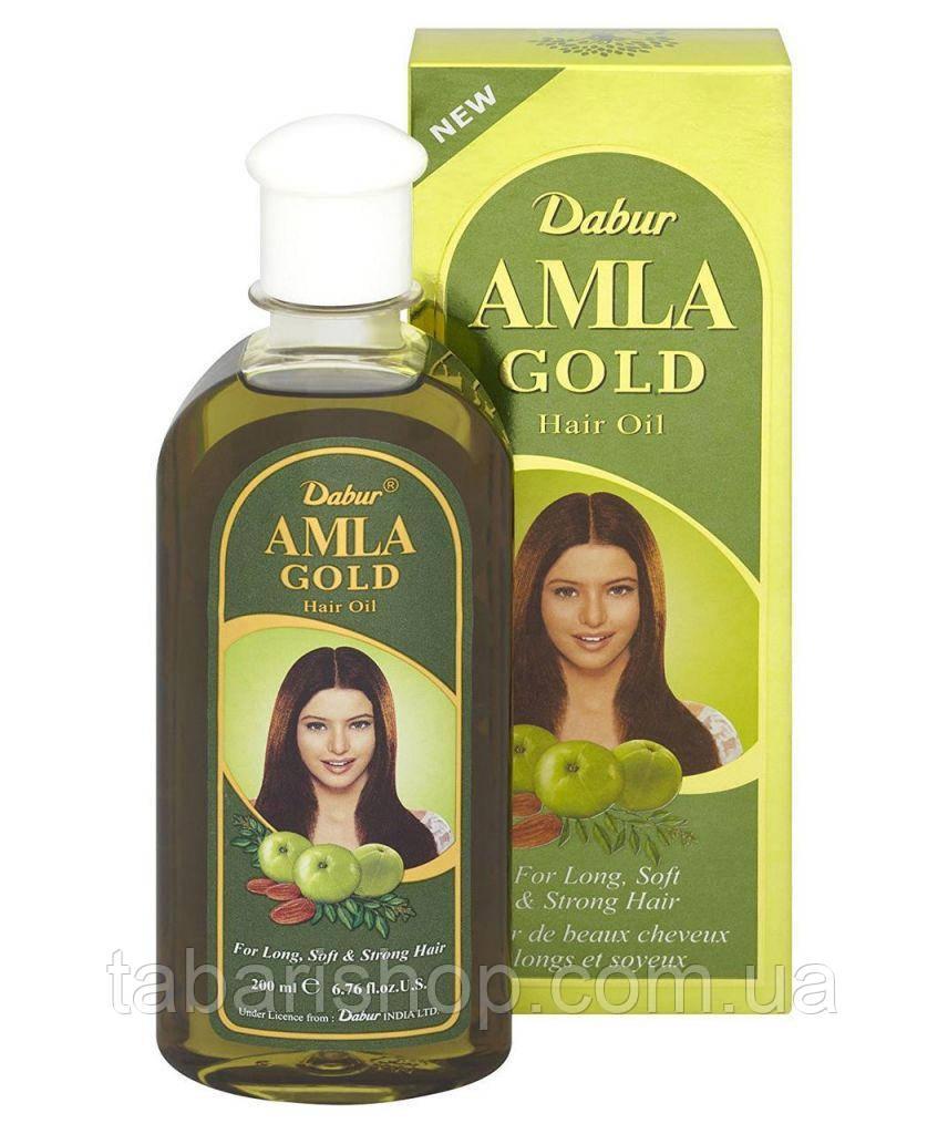 Масло для волосся Амла Голд Дабур, 200мл