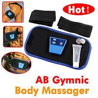 Пояс для похудения AB GYMNIC, пояс для пресса миостимулятор