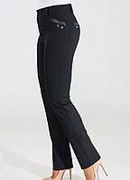 Женские брюки большого размера классического кроя, фото 1