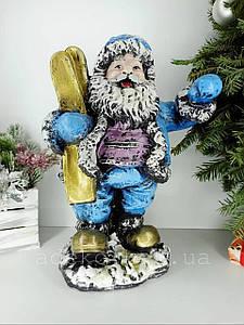 Декоративна статуетка Дід Мороз 43 см