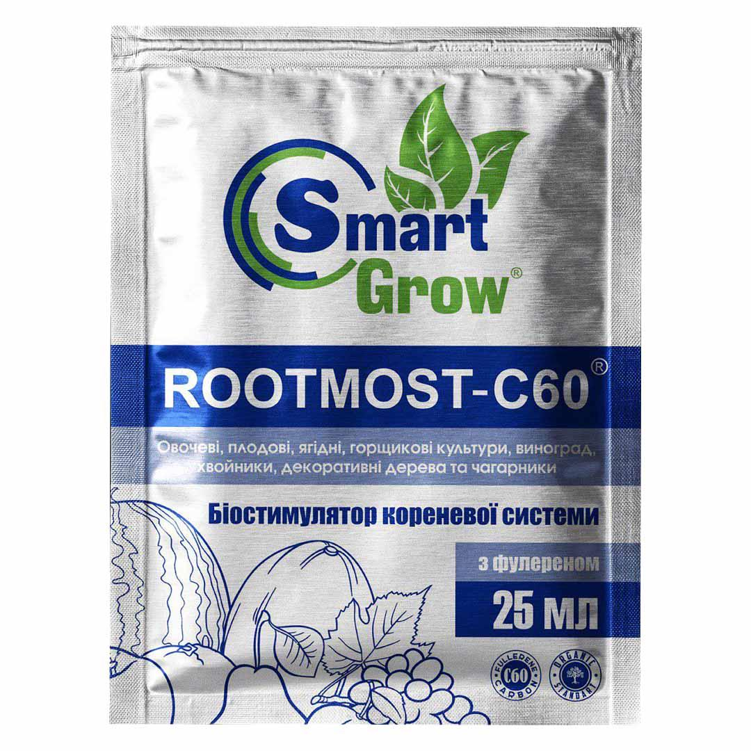 Стимулятор кореневої системи RootMost-C60 SmartGrow