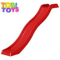 Детская горка Premium Slide Red 3м
