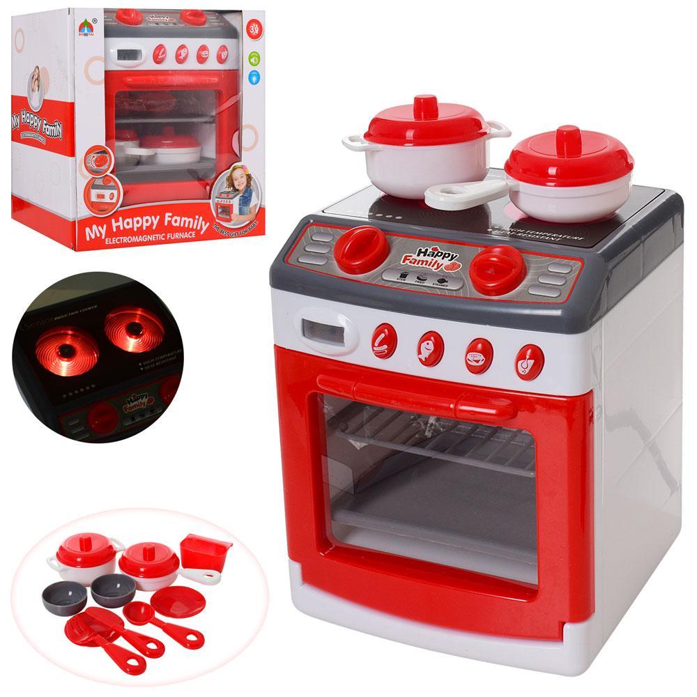 Дитячий ігровий набір посуду Кухонний набір ТехноК з аксесуарами
