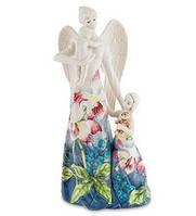 """Фарфоровая статуэтка """"Ангел и дети"""" (Pavone) JP-96/17"""