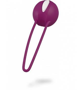 Вагинальный шарик Fun Factory SMARTBALL UNO фиолетовый
