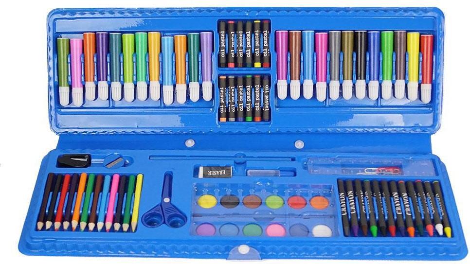Дитячий набір для малювання (92 предмета)
