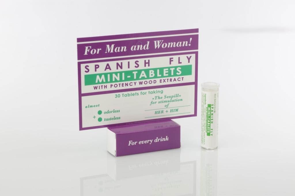 Міні-таблетки SPANISCHE FLIEGE 30 шт