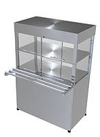 Прилавок холодильный с кубом 1200*700(1000)