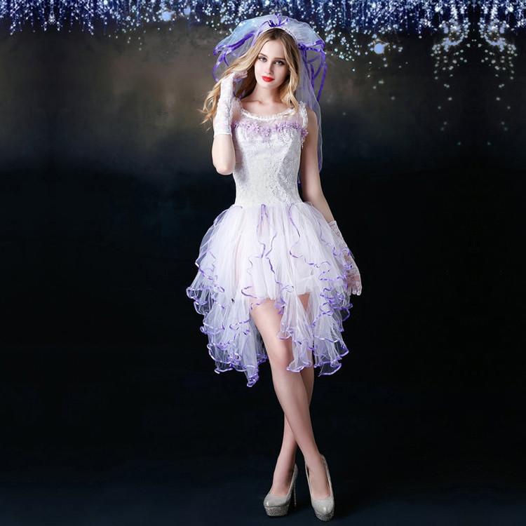 Костюм модного нареченої S/M
