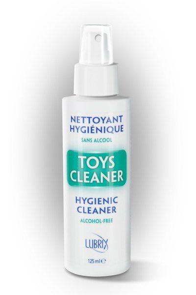 Антибактеріальний спрей Lubrix TOYS CLEANER (125 мл)